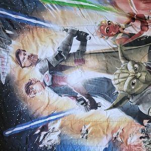 Star Wars Clone Wars Comforter